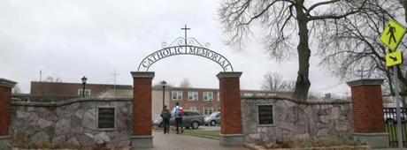 Administrators at Catholic Memorial School vowed to make changes after students made anti-Semitic chants during a basketball game Friday night against Newton North High School.